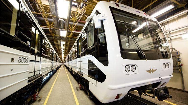 No para: forgalomba áll hat felújított orosz metró