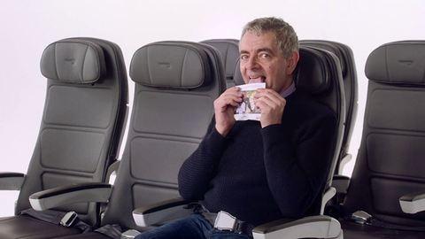 Mr.Bean és Scully ügynök is feltűnik a British Airways új videójában