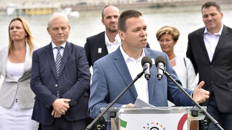 Fürjes Balázs (fotó: MTI/Máthé Zoltán)