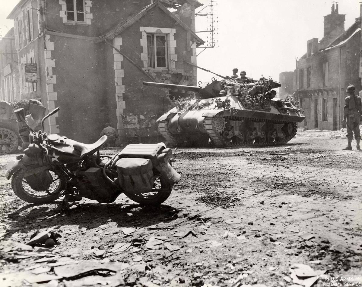 Fotó: Conseil Régional de Basse-Normandie / National Archives USA