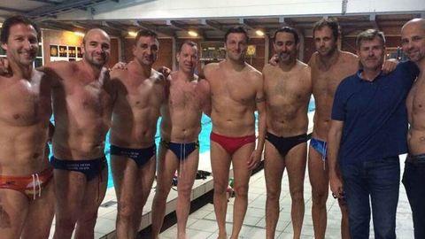 Benedek Tibi újra vízbe ugrik – a Masters vb-re összeáll a régi nagy csapat