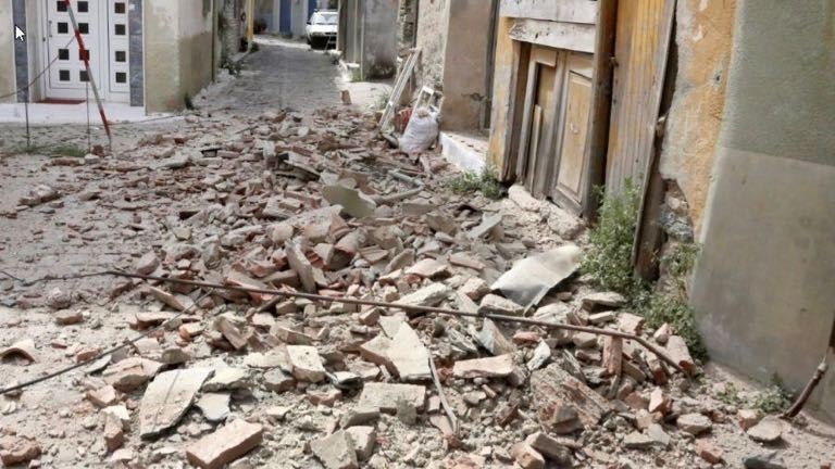 Földrengés a népszerű görög és török üdülőhelyeken, halottak, száz sérül