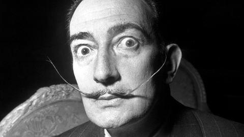 Jó állapotban találták Salvador Dalí holttestét