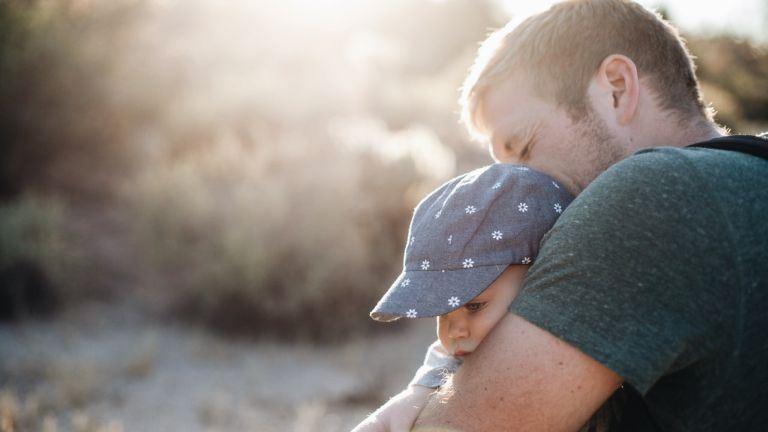 """""""Életem legjobb döntése volt, hogy apa lettem"""""""