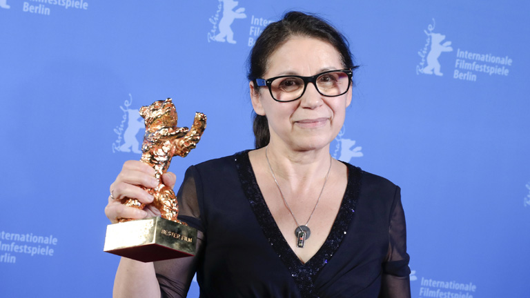 Enyedi Ildikó a Berlinale díjával