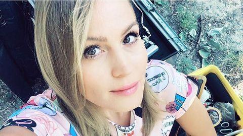 Nagy Alexandra új szerelmével nyaral Balin
