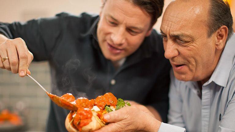 Az ember, akinek Jamie Olivert köszönhetjük: Gennaro Contaldo