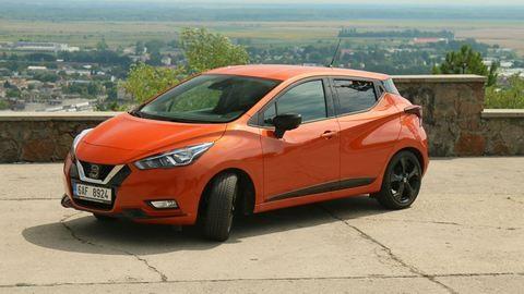 Formás, erős, karakteres, és elcsavarja a nők fejét – teszteltük az új Nissan Micrát