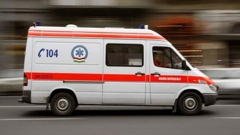 Újszülöttet mentettek a sarkadi mentők