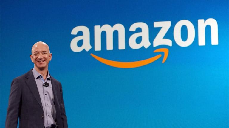 Jeff Bezos, az Amazon alapítója