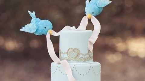 16 mesés esküvői torta örök Disney-rajongóknak