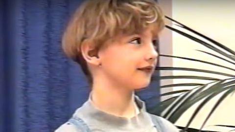 Előkerült Hosszú Katinka 21 évvel ezelőtti első interjúja – videó
