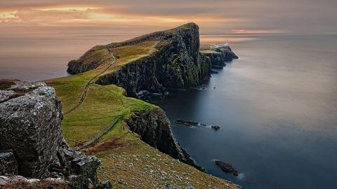 Turistaadó bevezetését fontolgatja egy idilli skót sziget