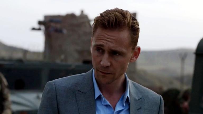 Tom Hiddleston a Night Manager című sorozatban