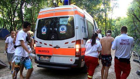 Sziget 2017: rengeteg mentő vigyáz majd a fesztiválozókra