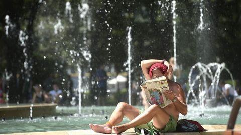Nem kegyelmez a hőség, újabb melegrekordok dőltek meg