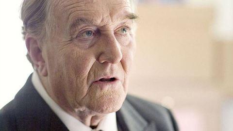 Meghalt Robert Hardy, a Harry Potter-filmek mágiaügyi minisztere