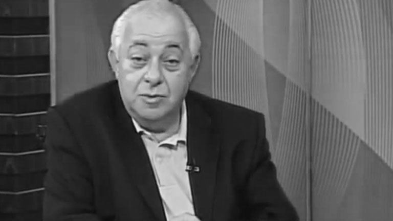 Meghalt Vámos György