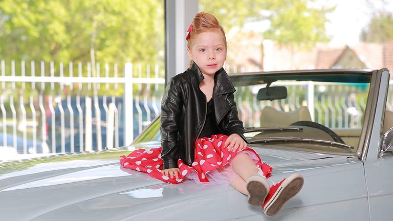 Egy jászberényi óvodás lett Európa legszebb kislánya