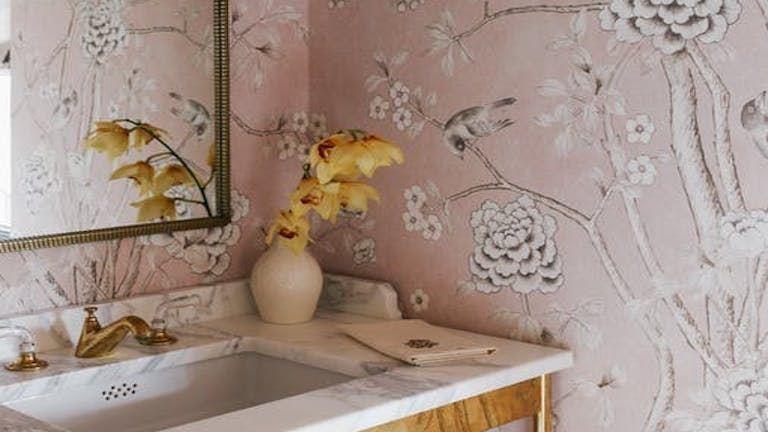 Sikkes púderezőszobák, amelyek a te fürdőszobádat is inspirálhatják