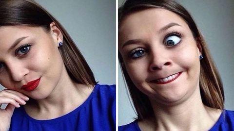 10 fotó, amely bebizonyítja, hogy néha minden gyönyörű nő bűn ronda