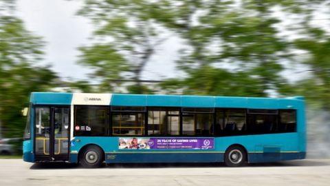 Vészfékezett a 160-as busz – 2 sérült