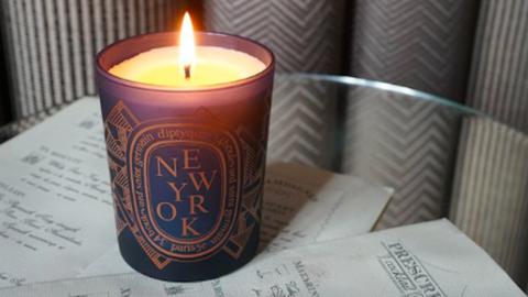 New York City illatát ígéri az otthonodba ez az illatgyertya
