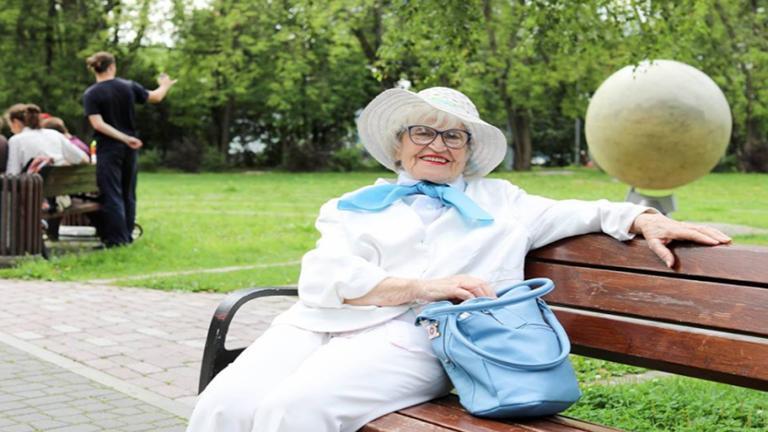 Mindenkinek hallania kell a 90 éves nagyi bölcsességét