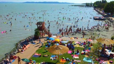 Rossz hír a nyaralóknak a Balaton vizéről