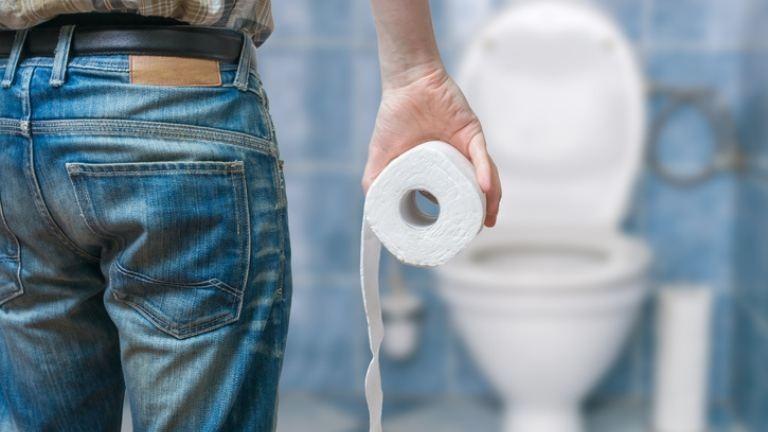 Nem volt nehéz elkapni a betörőt, aki nem húzta le maga után a vécét