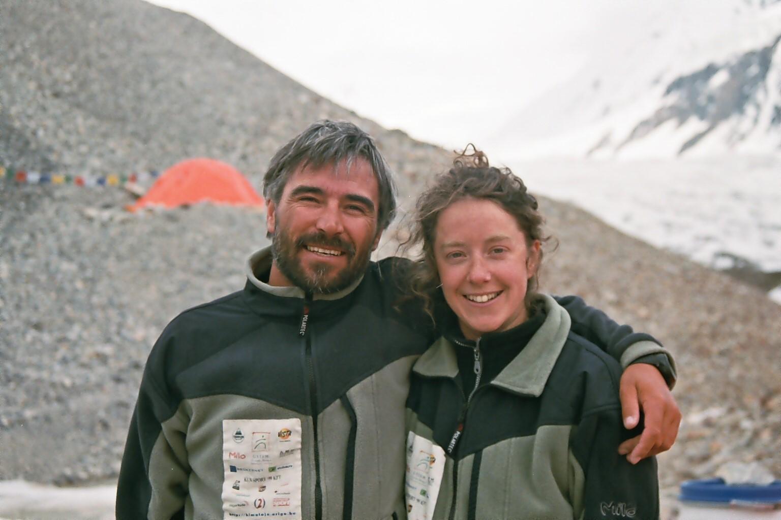 Mindig két út van előtted: a biztonságosabb, és az, amelyre születtél – Nedeczky Júlia pszichológus, hegymászó