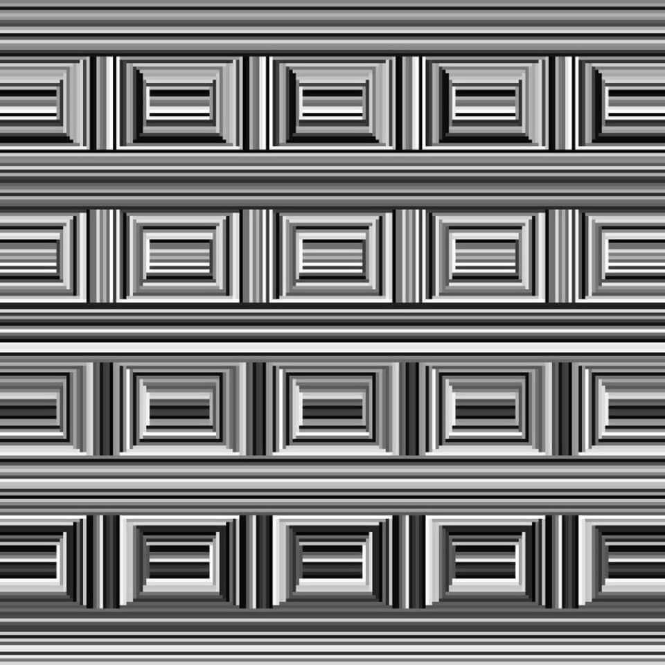 Egyet sem látsz, pedig 16 kör van ezen a képen