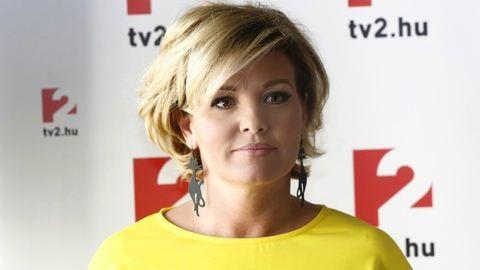 Liptai Claudia aláírt a TV2-höz