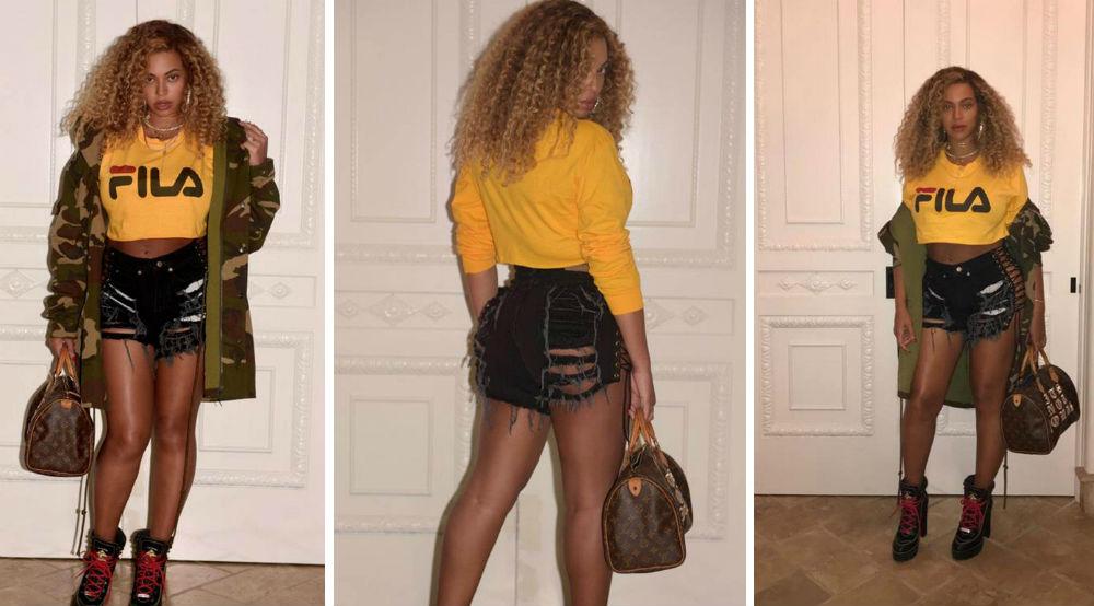 Beyonce fotói 8 héttel a szülés után készültek