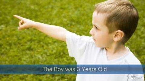 Ez a 3 éves kisfiú emlékszik előző élete gyilkosára – döbbenetes videó