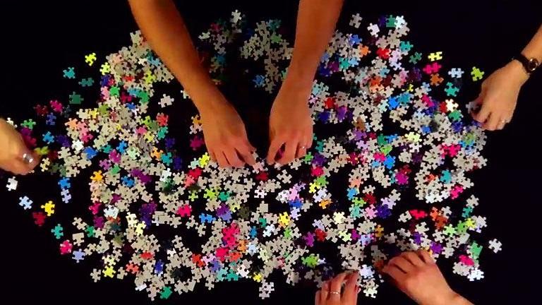 Itt a puzzle, amitől garantáltan kifolyik a szemed