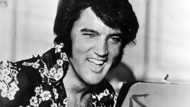 Elvis Presley igazi szexszimbólum volt  fotó: GettyImages