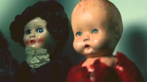 10 vintage játékbaba, amiket látva garantáltan kitör a frász