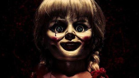 Horrorfilmre ültek be a kétéves gyerekkel
