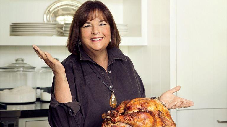 Ismerd meg Ina Gartent, aki a Fehér házat a konyhára cserélte