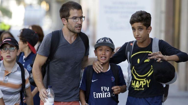 """""""Csattanást hallottunk, és kitört a pánik"""" – a barcelonai terror képei"""