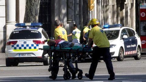 Barcelonai terrortámadás: magyar sérült is van