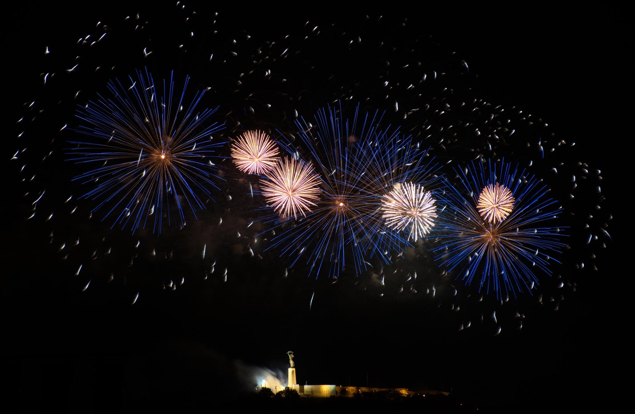 Több mint 150 tűzijáték lesz augusztus 20-án