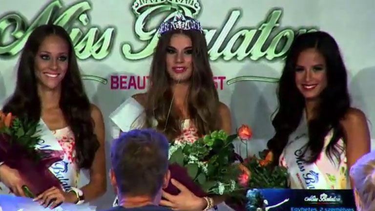 Megvan a Miss Balaton 2017 győztese: Rákos Lili