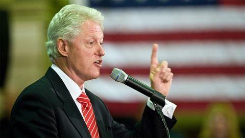 Ez történik ma, Bill Clinton születésnapján