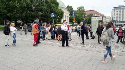 Késes merénylet Finnországban, két halott, nyolc sérült