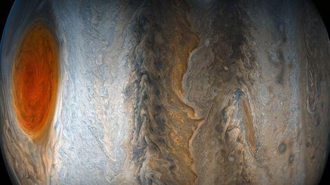Lenyűgöző kép készült a Jupiterről