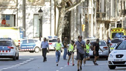 Barcelonai terrortámadás: egy hétéves ausztrál kisfiúnak nyoma veszett