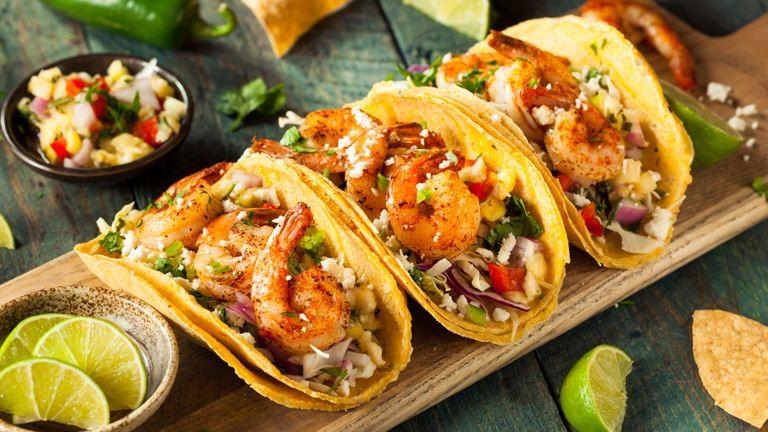 Taco, burrito, quesadilla – street food kisokos