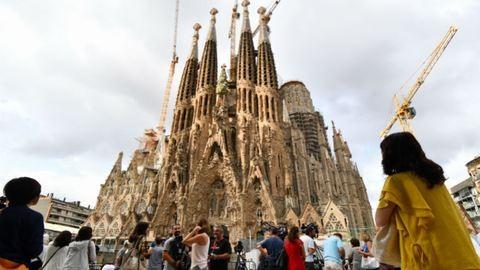 A Sagrada Famíliánál is robbantani akartak a terroristák csütörtökön